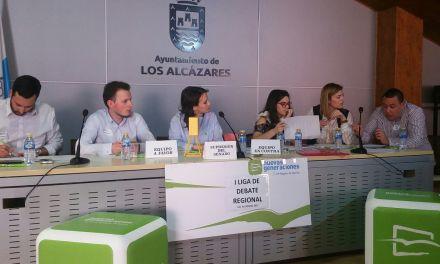 NNGG Cehegín gana la liga de debate regional organizada por su partido