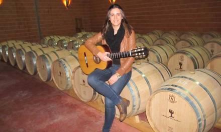 """""""El vino es música en copa, música líquida"""", María Bastida"""