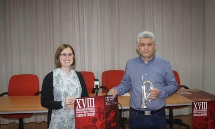 Presentada la XVIII Concentración Nacional de Bandas de Cornetas y Tambores, 'Ciudad de Cehegín'