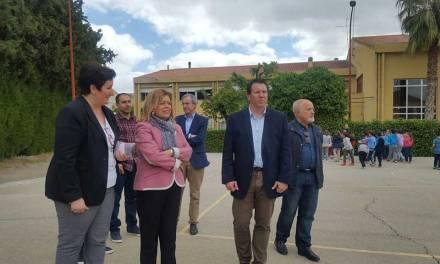 La Comunidad invierte 65.000 euros para mejorar centros educativos de Mula