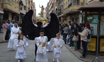 El esplendor y belleza de los pasos muleños de Semana Santa
