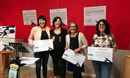 Entregados en Bullas los premios del concurso de relatos hiperbreves con el tema 'Mujer'