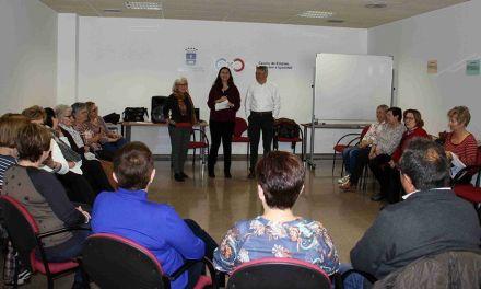 La Concejalía de Servicios Sociales de Caravaca pone en marcha talleres de Risomemoria
