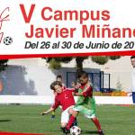 Abierto el plazo de inscripción del V Campus Javier Miñano que se celebrará en Cehegín