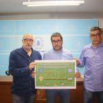 """El X Torneo Nacional de Fútbol 8 """"Ciudad de Cehegín"""" se disputará el próximo martes, 11 de abril"""