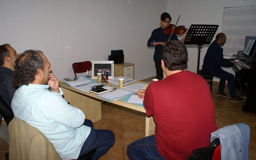 La Joven Orquesta del Noroeste incorpora nuevos músicos