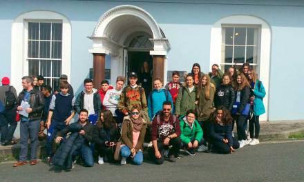 Alumnos de la Cooperativa de Enseñanza de Cehegín viajaron a Inglaterra