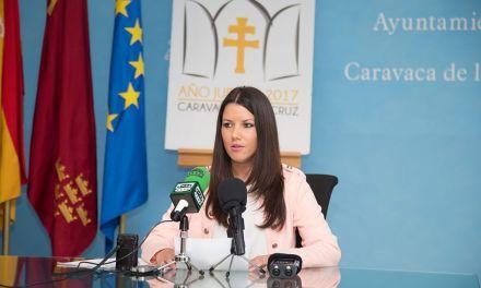 La Concejal de Hacienda de Caravaca asegura que los dos millones no consignados no mermarán el presupuesto de 2017