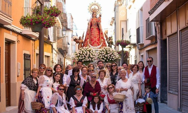 Miles de huertanos celebran San Marcos