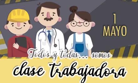 El Ayuntamiento de Moratalla conmemora el Primero de Mayo