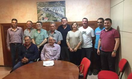 Regantes de Pliego y Fuente Librilla constituyen la Comunidad de Regantes de Sierra Espuña