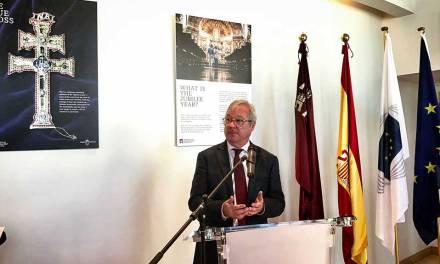 """Valcárcel: """"Caravaca es un ejemplo de religiosidad, cultura y tradición para toda Europa"""""""