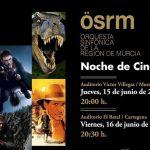 La Sinfónica de la Región interpretará, a petición del público, bandas sonoras como las de 'Juego de Tronos', 'La Misión' o ''Star Wars''