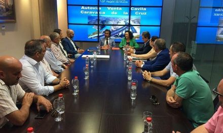 Fomento impulsa el desarrollo económico de Caravaca de la Cruz al aprobar el trazado de la futura 'Autovía del Norte'