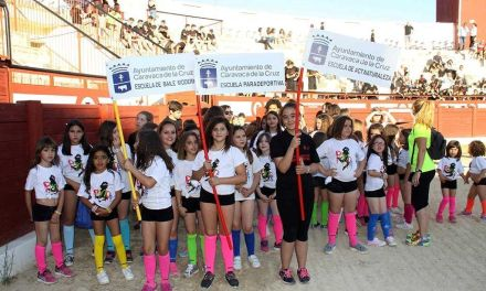 Más de 1.500 alumnos despiden las 'Escuelas Deportivas Municipales' de Caravaca