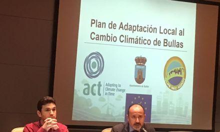 El Ayuntamiento de Bullas habla del proyecto Life Sec Adapt en la Jornada Innpulsa sobre el Cambio Climático