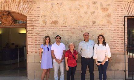 El PSOE presenta una moción de censura en Pliego «por la insostenible situación del Ayuntamiento provocada por el Partido Popular»