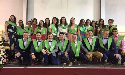 Graduación del alumnado de Bachillerato del IES Oróspeda