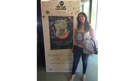 Un cuento de la Coop. Ntra. Sra. de las Maravillas, escrito por Lucía Gil, entre los diez seleccionados por Ecoembes en un concurso medioambiental