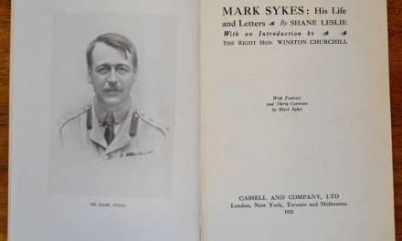 Caravaca vista por un inglés: El viaje de Sir Mark Sykes en 1911