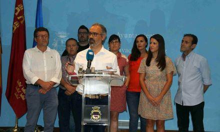 El Alcalde de Caravaca manifiesta que no está imputado por ninguna causa y que no ha recibido auto del Juzgado