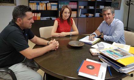 El Ayuntamiento de Bullas solicita un colector de agua más grande para la zona del Barrio Nuevo