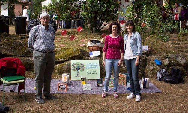 Libros y cerezas para el Artero de Bullas