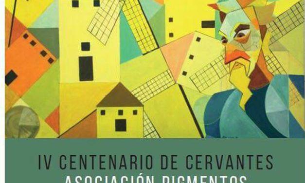 Una exposición con Cervantes como protagonista se inaugura en Albudeite el sábado 1 de julio