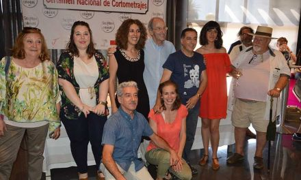 Clausurada la Semana de Cine Español de Mula con el homenaje a Simón Andreu