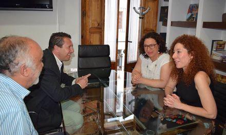 Los materiales recuperados en La Almoloya se exhibirán en el Museo Ciudad de Mula