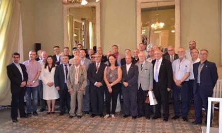 Los Cronistas Oficiales de la Región celebran en Mula su congreso anual