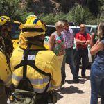 La Comunidad extrema las acciones de detección de incendios en las riberas del río Segura