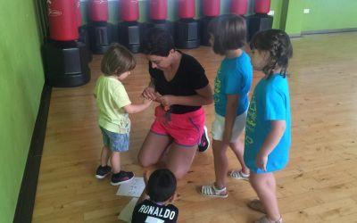 Apcom facilita la inclusión de los niños con discapacidad intelectual en las colonias urbanas este verano