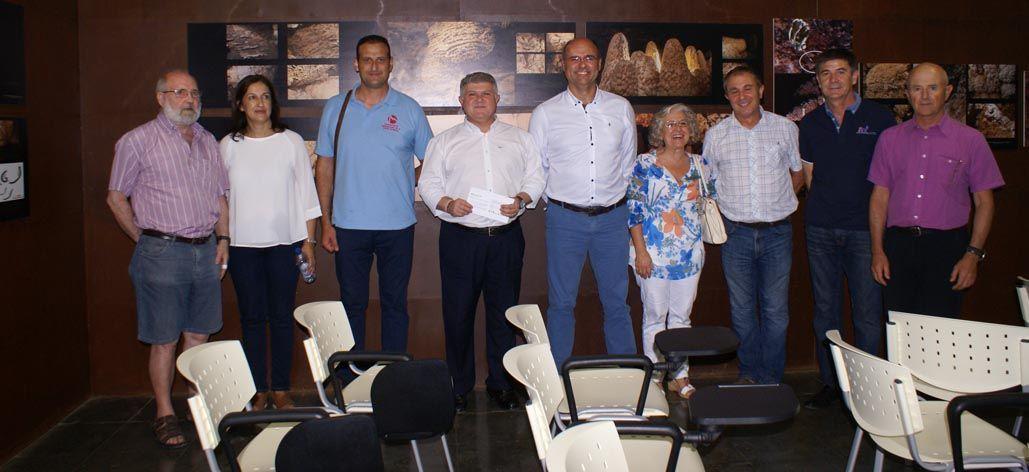 Se cumplen 50 años del descubrimiento de la Cueva del Puerto