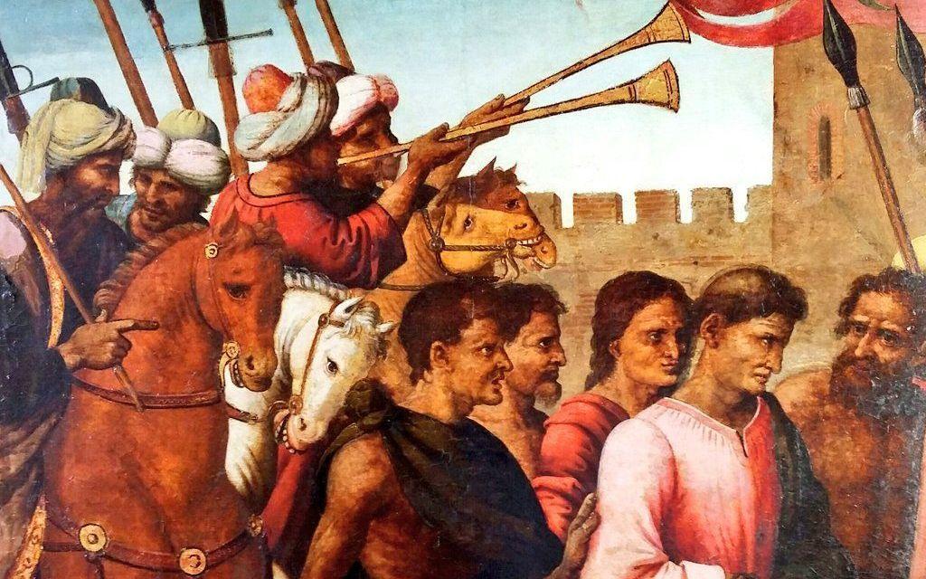 Las tablas de ¿Hernando de Llanos? y la exposición Signum