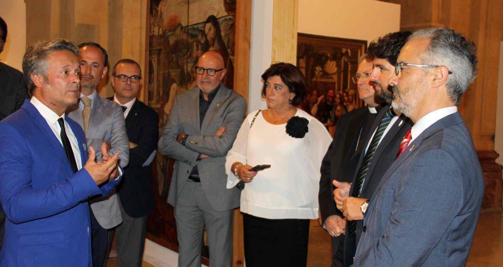 'Signum' reúne más de 60 obras destacadas del Renacimiento murciano en la Compañía de Jesús