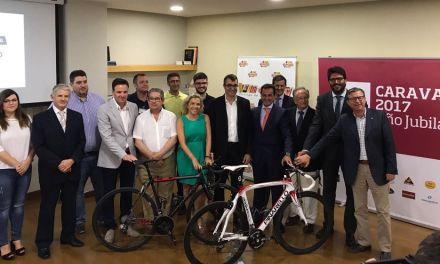 'La Vuelta' regresa a Caravaca el 29 de agosto, con la etapa 'Año Jubilar 2017-El Pozo Alimentación'