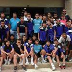 El Club de Fútbol Sala El Niño de Mula, un proyecto con mucho más futuro que pasado