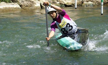 La piragüista Clara González disputa el Mundial en Bratislava