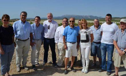 Diputados regionales muestran su apoyo a la comarca en la reivindicación de control de los pozos en la cuenca del Río Mula