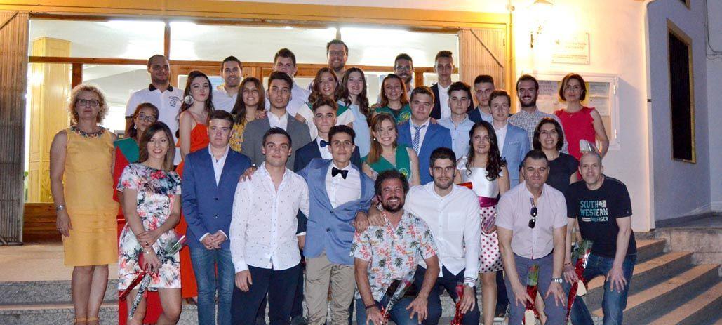XVIII Graduación de alumnos de la Cooperativa de Enseñanza Nuestra Señora de las Maravillas