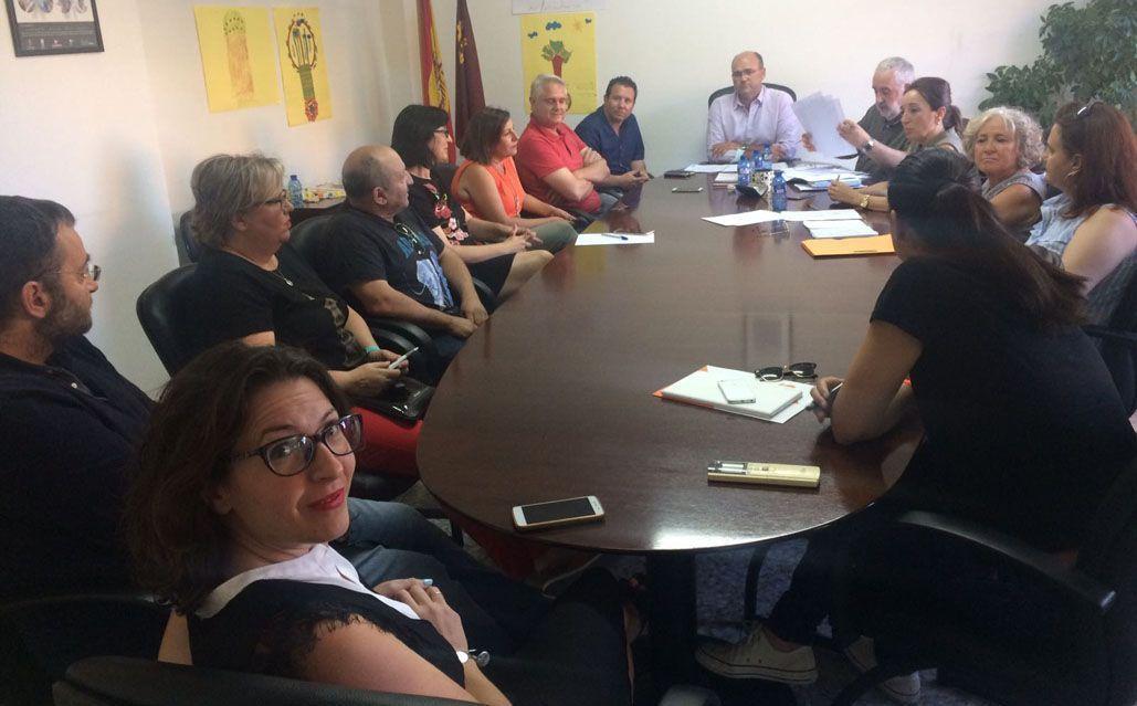 El alcalde de Pliego, Pedro Noguera, nuevo Presidente de la Mancomunidad de Servicios Sociales Río Mula