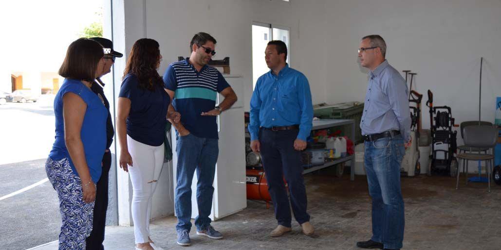 Mula pone en uso uno de los centros de reciclaje más importante de la región