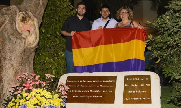 «Por fin los nombres de los cuatro deportados caravaqueños serán recordados para siempre»