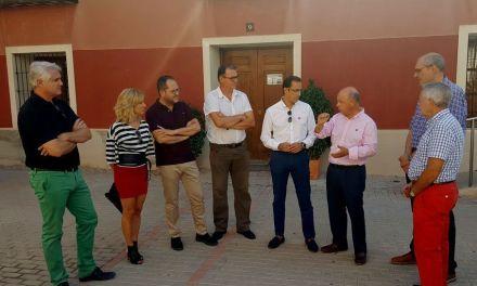 La Comunidad impulsa el desarrollo de los ocho municipios de menos de 5.000 habitantes