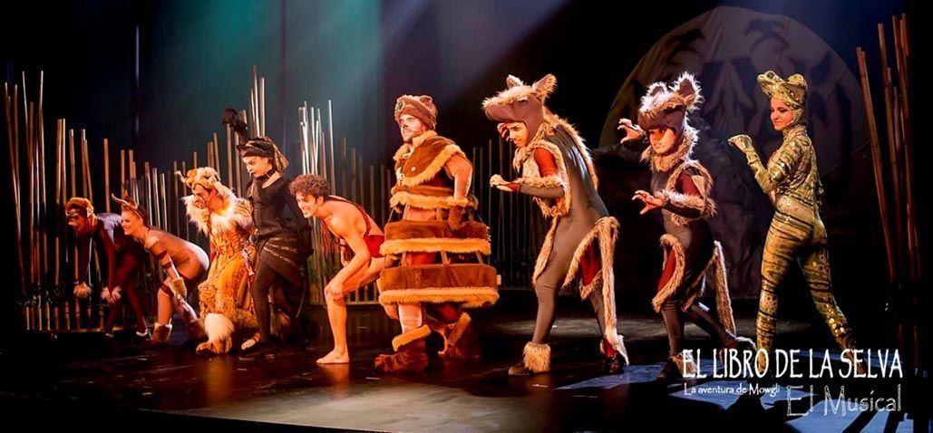 La aventura de Mowgli, el musical de El Libro de la Selva, llega a Calasparra en septiembre