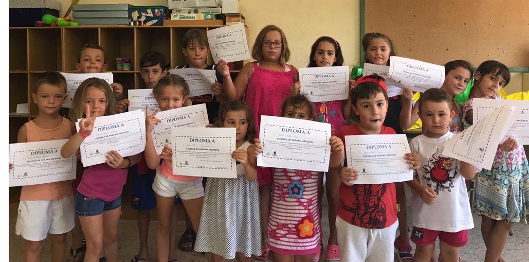 Cerca de 150 niños asisten a las escuelas de Verano ofertadas por la Concejalía de Juventud de Caravaca
