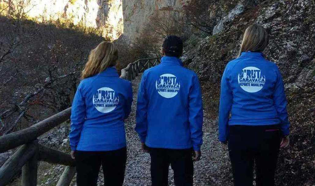 La Concejalía de Deportes de Caravaca programa ocho rutas para fomentar la práctica del senderismo