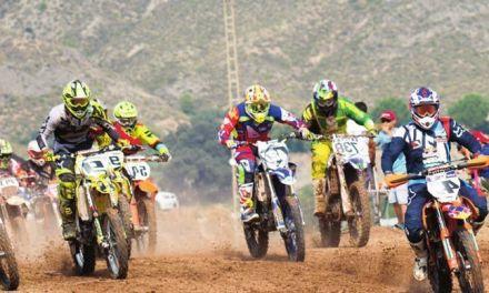 Éxito en una nueva edición del motocross 'Ciudad de Cehegín