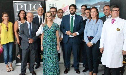 """López Miras, en su visita a Patatas Rubio: """"Seguiremos poniéndoselo fácil a los empresarios, verdaderos creadores de oportunidades y empleo"""""""